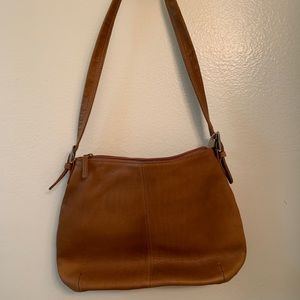 Limited edition brown bag with 4 compartments